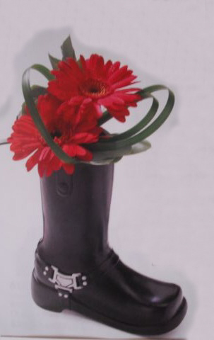 Footwear Shoe Vases Collection